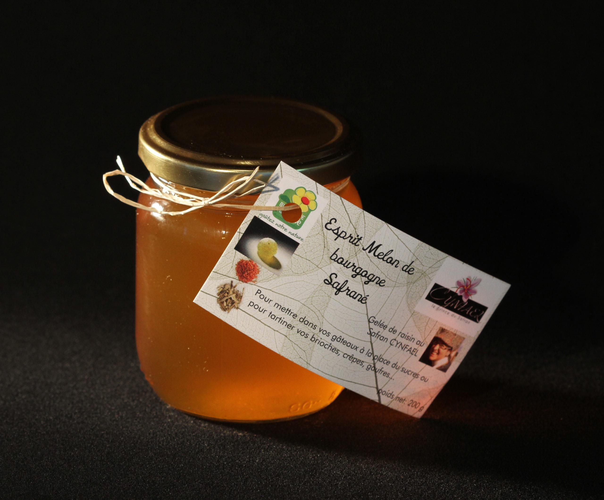 Esprit Melon de bourgogne Safrané