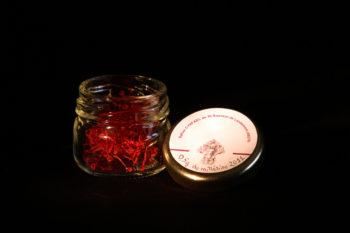 0.5g de filaments de safran