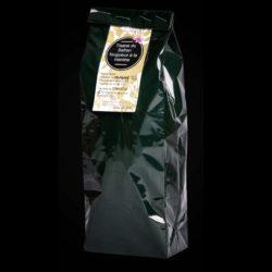 tisane du safran fougueux à la menthe